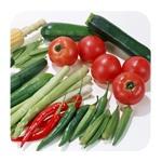 Диета красное и зеленое