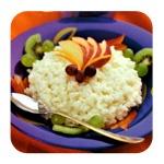 Рисовая очищающая диета