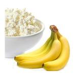 Диета на твороге и бананах