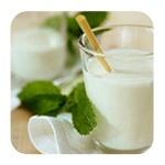 Чистка легких молоком