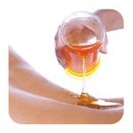 Антицеллюлитный медовый массаж для похудения