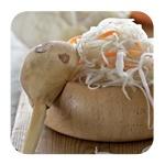 Квашеная капуста для похудения, рецепт сока из квашеной капусты