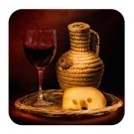 Диета с сухим вином