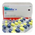 Меридиа для похудения
