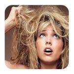 Как избавиться от пушистости волос?