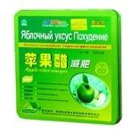 Капсулы «Яблочный уксус» для похудения