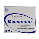 Метионин для похудения